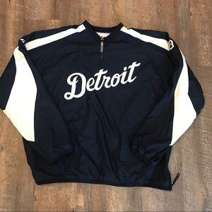Detroit Tigers Windbreaker